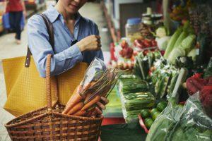 Buying vegetables Free Photo