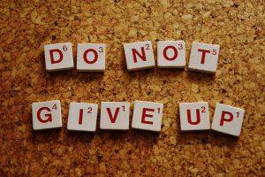 Tidak Menyerah, Motivasi, Hidup, Keberanian
