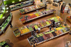 Supermarket, Warung, Pendingin, Pasar, Makanan, Segar