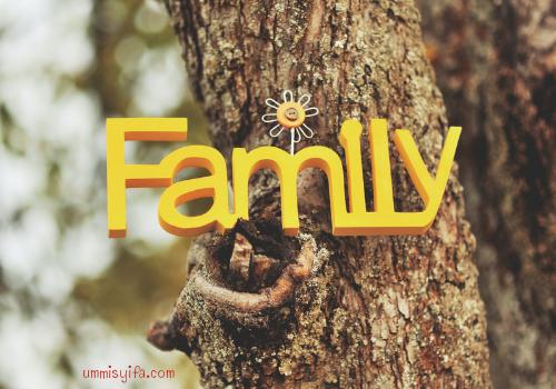 Kehadiran buah hati membuat keluarga menjadi semarak