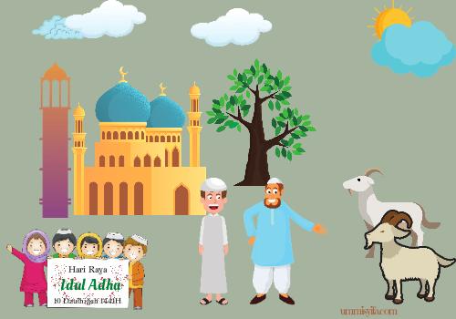Hikmah Idul Adha Saat Pandemi