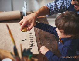 Meningkatkan semangat belajar anak