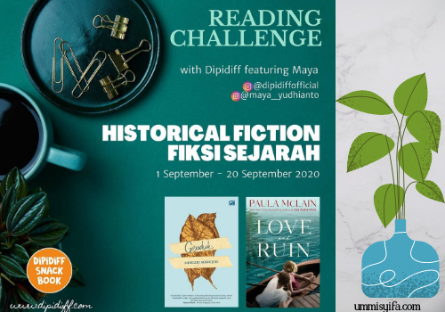 Review Book Fiction Historical