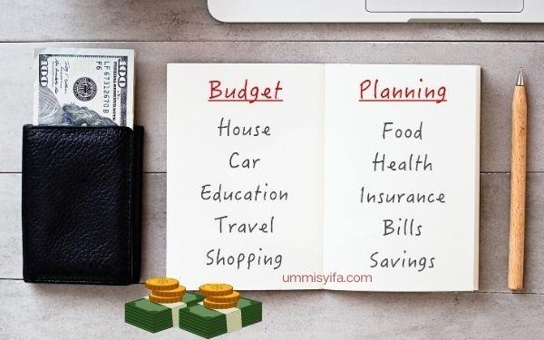 Kelola keuangan keluarga agar aman terkendali