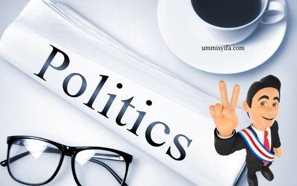 Berpolitik dalam kehidupan