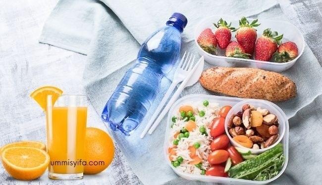 Nutrisi terjaga meskipun sibuk