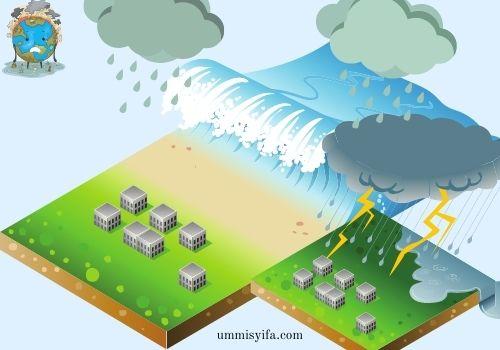 Saat Banjir Menerjang