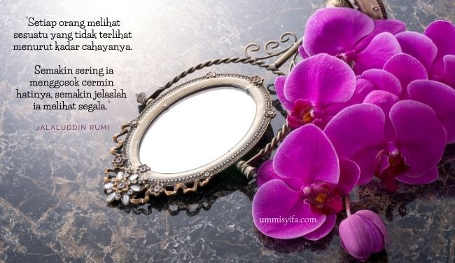 Filosofi Cermin Untuk Mengetahui Kelebihan Diri