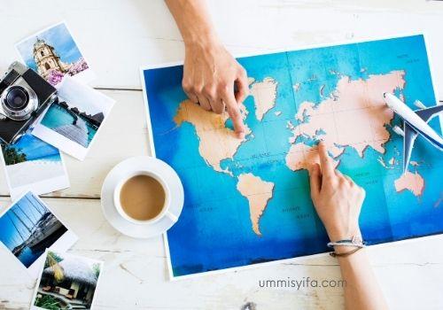 Hobi Traveling