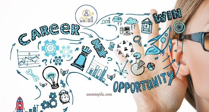 Meniti Karier Masa Depan