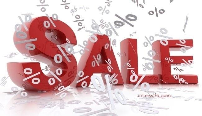 Atur Keuangan untuk Sale