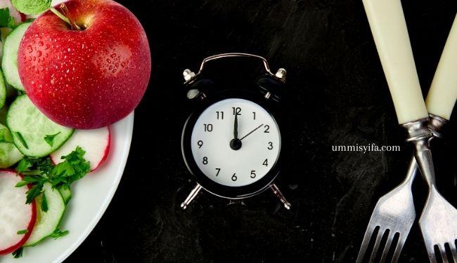 Makan Tepat Waktu