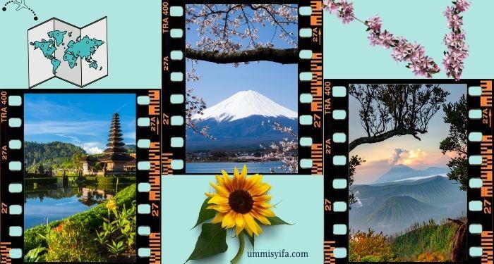 Traveling Mengesankan dari Bromo sampai Jepang