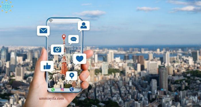 Nikmati Media Sosial Dengan Cermat