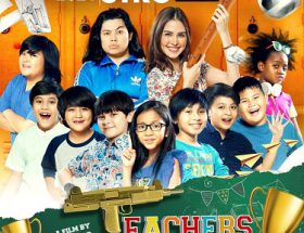 Film Teachers Tayang Perdana di STRO