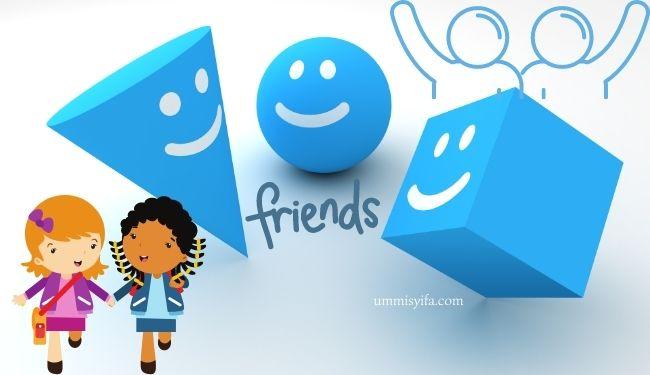 Memilih dan Menjadi Sahabat Kesayangan