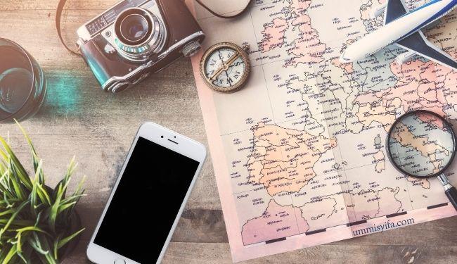 Menikmati Traveling yang Aman Saat Pandemi