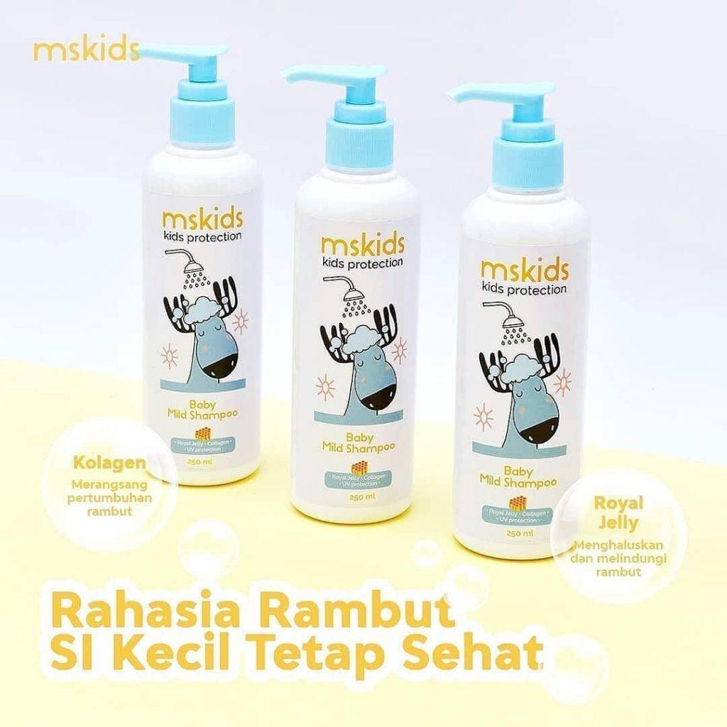 Ms Glow Kids Mild Shampoo