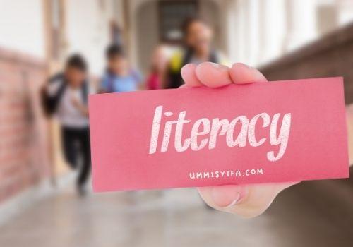 Dunia Literasi yang Terus Berkembang