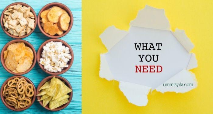 Cerdas Minim Sampah Makanan