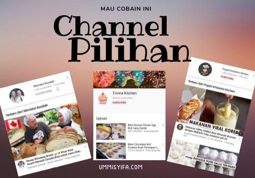 Channel Youtube Masak Indonesia