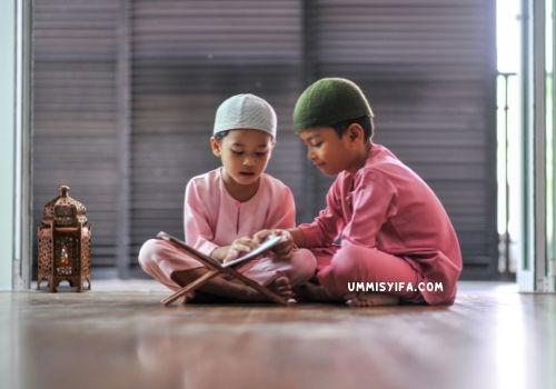 Membaca Qur'an Bersama