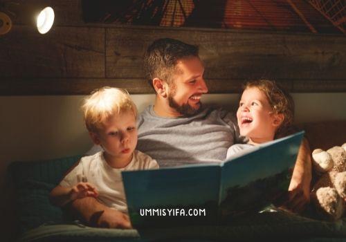 Membaca Buku Bersama