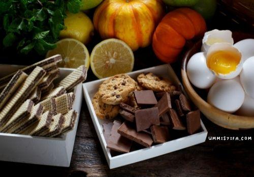 Coklat Chip Lebaran