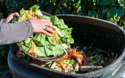 Sampah Menjadi Kompos