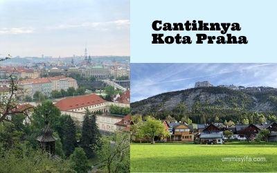 Keindahan Kota Praha